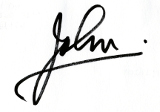 John only Signature 02