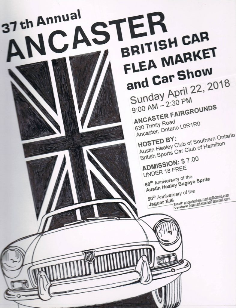 2018 Ancaster Poster